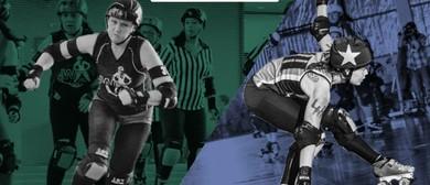 Roller Derby: Ward V. Prd Double Header