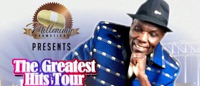 Oliver Mtukudzi & The Black Spirits Greatest Hits Tour 2015