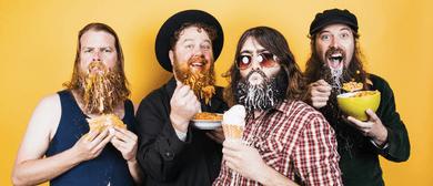The Beards Australian Tour