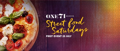 Street Food Saturday Series