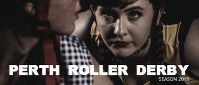 Perth Roller Derby Bout #5: Apocalipstiks vs Bloody Sundaes
