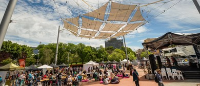 Sustainable Living Festival 2015