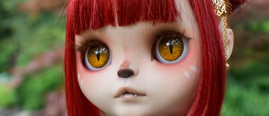 Fairies & Folklore - Once Upon A Blythe Exhibition