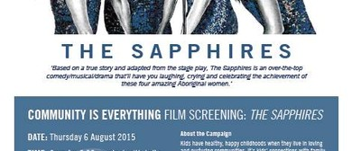 Community if Everything Film Screening: The Sapphires