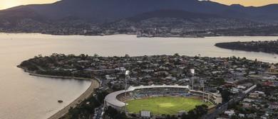 Bupa Sheffield Shield - Tasmania Vs New South Wales