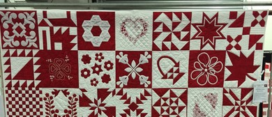 2015 Barn Quilters Quilt Show