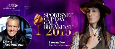 Sportsnet Melbourne Cup Day Gala Breakfast Feat. Cosentino!