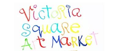 Victoria Square Art Market 2015