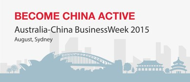 Australia-China Business Week 2015