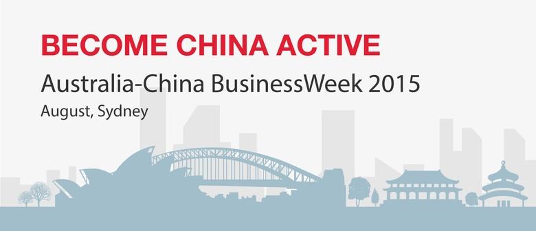 Australia-China Business Week 2015