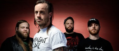 Cancer Bats Destroy Australia!