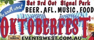 South West Oktoberfest