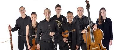 Omega Ensemble: Chamber to Charleston
