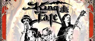 King Fate - King Diamond/Mercyful Fate Tribute
