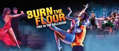 Burn The Floor – Fire In The Ballroom