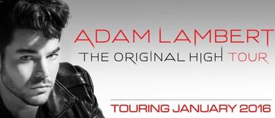 Adam Lambert - The Original High Tour