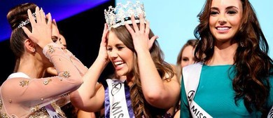 Miss World Australia National Final 2015