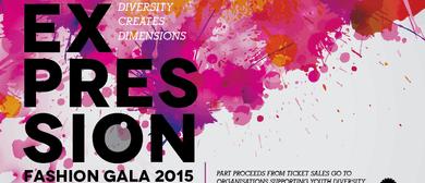 Expression Fashion & Art Exhibition 2015