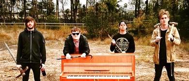 Far Away Stables - Atlantis Australian Tour 2015
