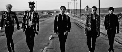 Big Bang 2015 World Tour Made In Australia