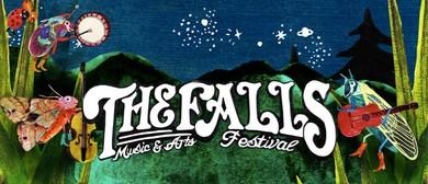The Falls Music & Arts Festival 2015