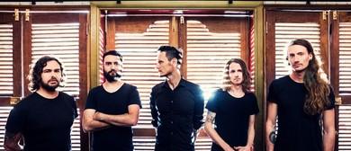 Dead Letter Circus - Aesthesis Australian Album Tour