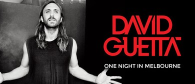 David Guetta - One Night In Melbourne