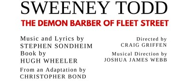 Sweeney Todd; The Demon Barber of Fleet Street