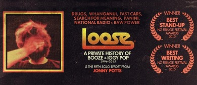 Loose: A Private History Of Booze & Iggy Pop 1996 - 2015
