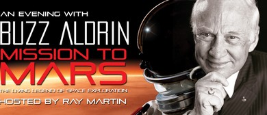An Evening With Buzz Aldrin - Mission To Mars