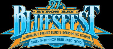 Byron Bay Bluesfest 2016