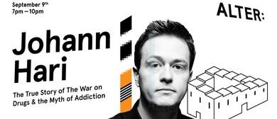 Johann Hari - The True Story of the War on Drugs