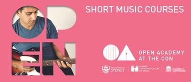 Short Music Courses
