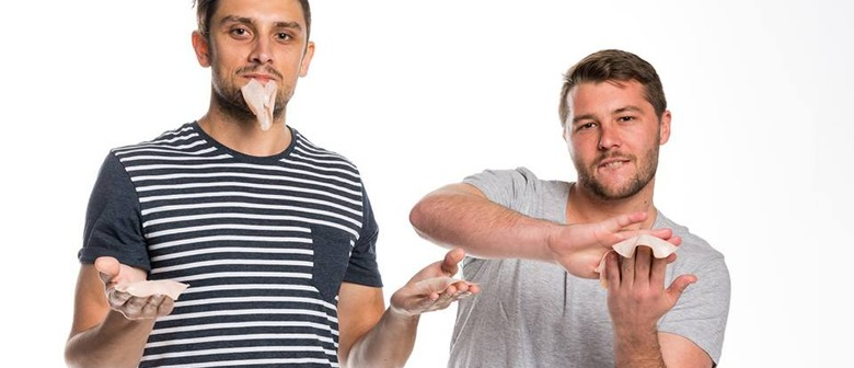 Brisbane Fringe Festival: Hewy And Taunts Go H.A.M.