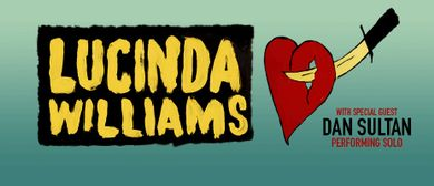 Lucinda Williams: SOLD OUT