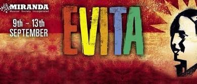 Evita By Miranda Musical Society