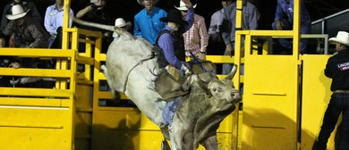 Rural Weekly Pro Bull Riding Series Final