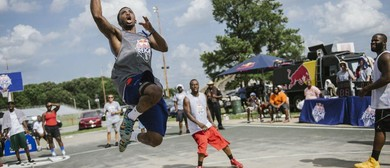 Red Bull Reign 3-on-3 Basketball Tournament