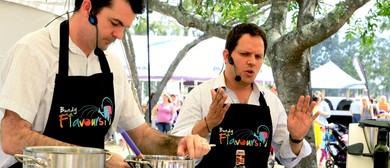 Bundy Flavours Festival