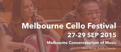 Melbourne Cello Festival
