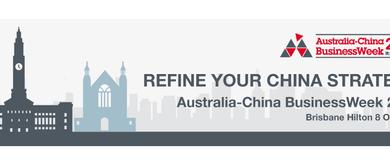 Australia China Business Week 2015