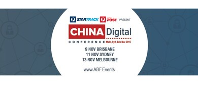 China Digital Conference Sydney 2015