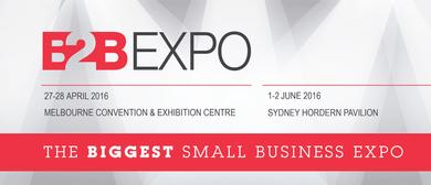 B2B Expo 2016
