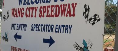 Wangaratta Speedway October 2015