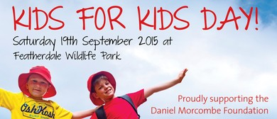 Kids For Kids Day Charity Event