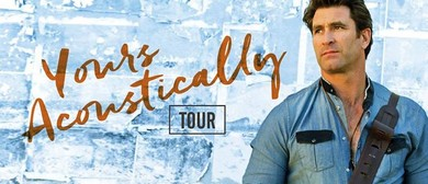 Pete Murray - Yours Acoustically Tour