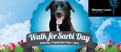 Bring Your Pooch and Join the Walk for Sarbi