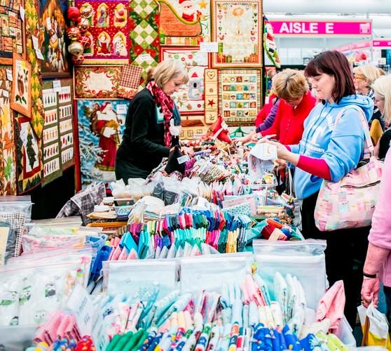 Brisbane craft quilt fair brisbane eventfinda for Quilt and craft show
