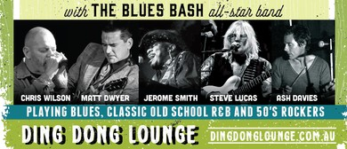 The Gumbo Club Featuring The Blues Bash