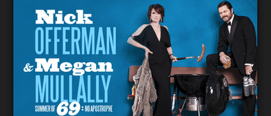 Nick Offerman & Megan Mullally Summer Of 69: No Apostrophe